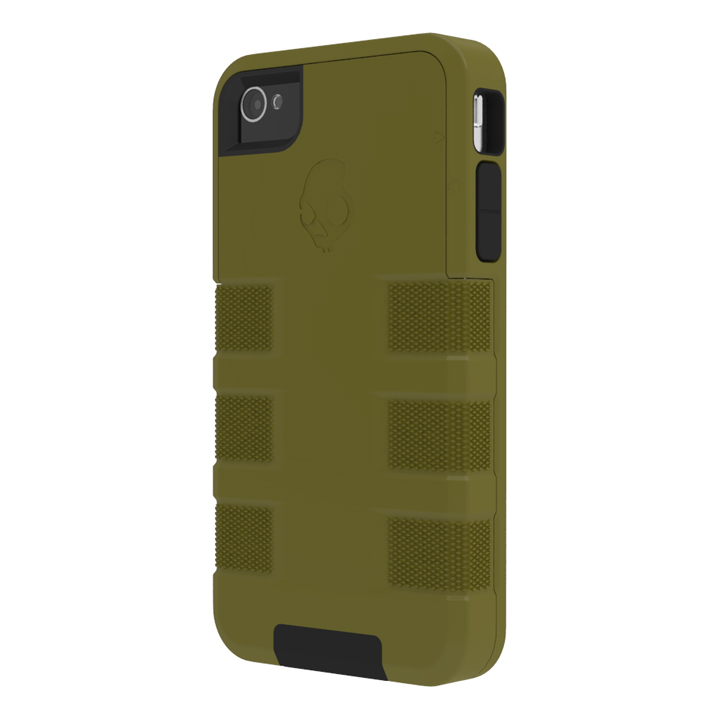 New-Skullcandy-iPhone-4S-EXO-Ruggedized-Case-Impact-Resistant-Multiple-Colors