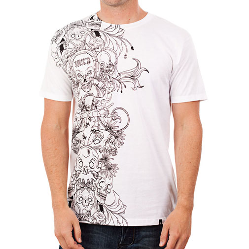 Men's Skull Candy Tees